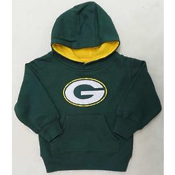 Toddler's Green Bay Packers Sportsman Hoodie