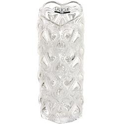 Lalique Crystal Heart Vase