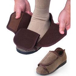Men's Wide Width Slippers