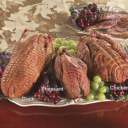 Smoked Duck, Pheasant & Chicken Pheasant - 1.75 - 2.75 Lbs