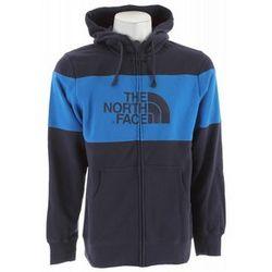 North Face Barker Blocked Full Zip Hoodie