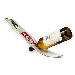Floating Ski Wine Bottle Rack