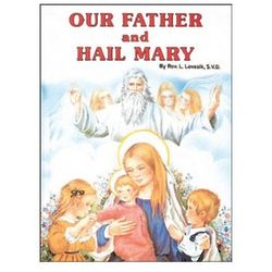 Our Father and Hail Mary Prayer Book