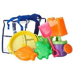 Sand Toy Beach Tote Set