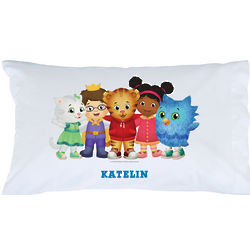 Daniel Tiger's Neighborhood Pillowcase