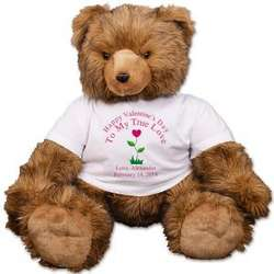 Happy Valentine's Day 39 Inch Teddy Bear