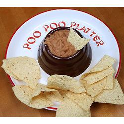 Poo Poo Serving Platter