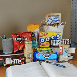 College Student's Midterm and Finals Care Package