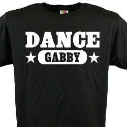 Dance Personalized Sports T-Shirt