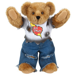 "15"" Love Struck Bear"