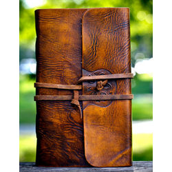Hemingway's Favorite Leather Travel Journal