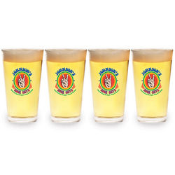 Personalized Rock Cave Pint Glasses