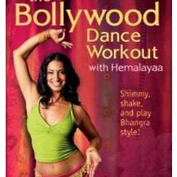 Bollywood Dance Workout DVD