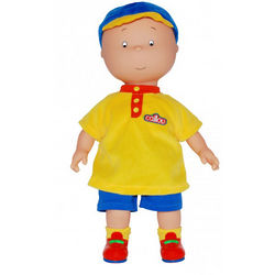 Caillou 14 Inch Doll