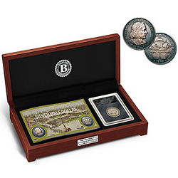 1892 World's Columbian Exposition Silver Half Dollar Coin