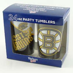 Boston Bruins Tumblers