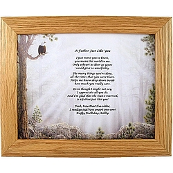 Dad Thank You Poem from a Daughter