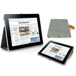 iPad Micro Fiber Suede Case with Stand