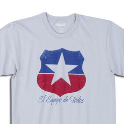 Chile The People's Team T-Shirt