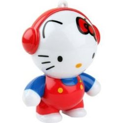 Hello Kitty Headphonies Designer Mini Portable Speaker