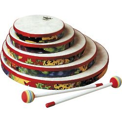 Kid's Rain Forest Hand Drums