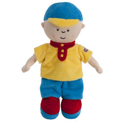 Caillou Plush Doll