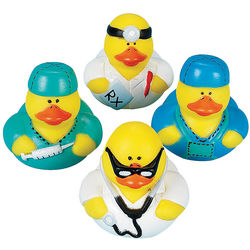 Doctor Rubber Duckies
