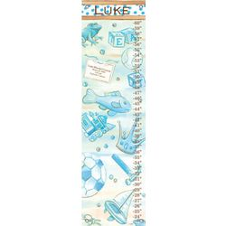 Announcing Boy Personalized Growth Chart