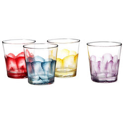 4 Rumba Glasses