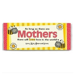 As Long As There Are Mothers Wall Canvas