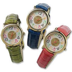 Color Burst Watch