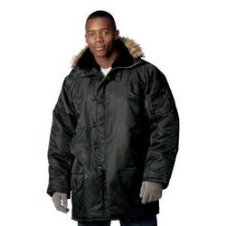Ultra Force Black N-3B Parka