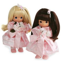 Precious Moments' Flower Girl Doll