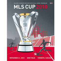 MLS Cup 2010 Official Game Program