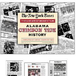 Alabama Crimson Tide's Greatest Moments