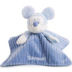 Disney Blue Mickey Blanket