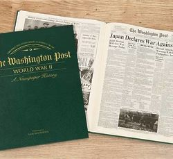 Washington Post World War II Newspaper Collection