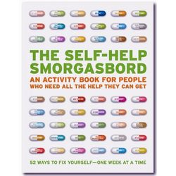 The Self-Help Smorgasbord Activity Book