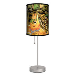 Charles Burchfield Childhood's Garden Table Lamp