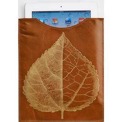 Leaf Leather E-Reader Case