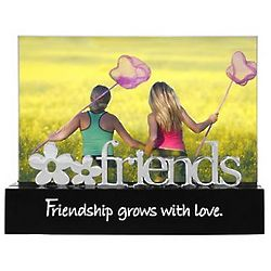Friends Desktop Expression Picture Frame