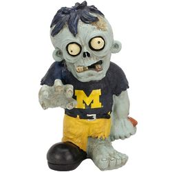 Michigan Wolverines Zombie Garden Figurine
