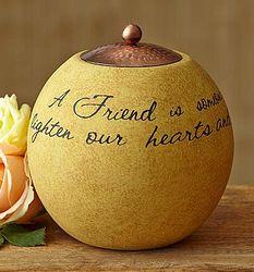 Friendship Keepsake Candle