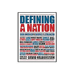 Defining a Nation Paperback