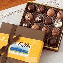Gourmet Chocolate Truffles 16 Pieces