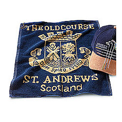 St Andrews Golf Towel