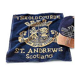 St Andrews Golf Towel