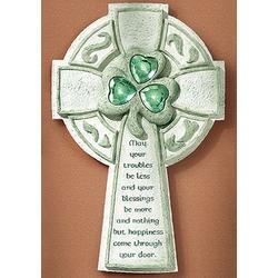 Irish Blessing Wall Cross