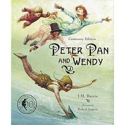 Peter Pan and Wendy Hardcover Book