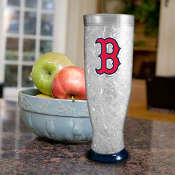 Boston Red Sox Freezer Pilsner Glass